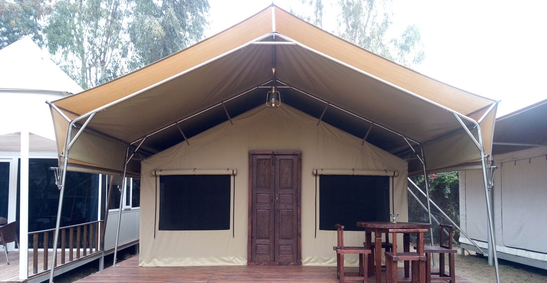 The Marina - Resort Tent